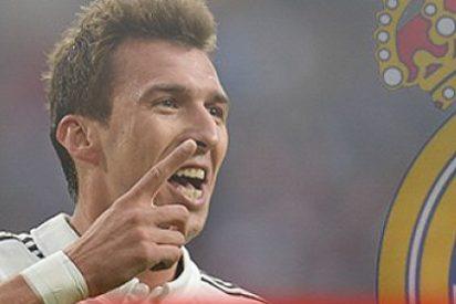 El croata Mandzukic está en la lista del Real Madrid para la temporada que viene