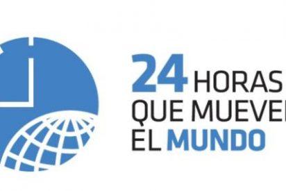 """""""24 horas que mueven el mundo"""""""