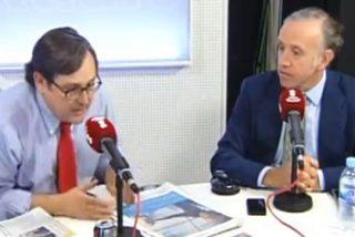 """Marhuenda se rebota con Inda por vincularle con el PP: """"No represento a partidos, o rectificas o me voy"""""""