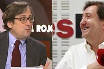 """Marhuenda pregunta a Losantos: """"¿Qué quieren que haga Rajoy con Cataluña? ¿Mandar los tanques?"""""""