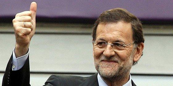 Rajoy aclara que no planea regular el papel del heredero de la Corona