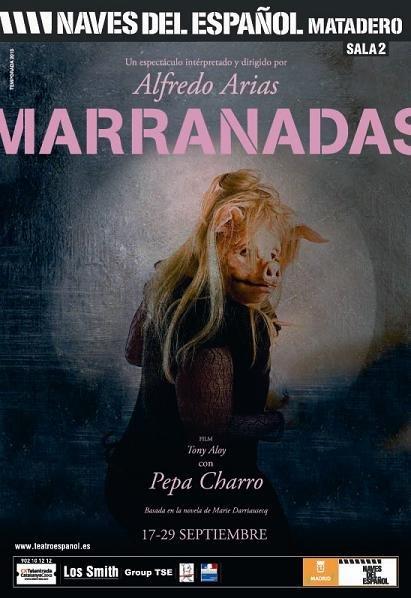 'Marranadas' como su mismo título indica