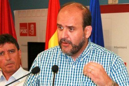 El discurso de Guijarro deja a las claras que sin Bárcenas, el PSOE no es nada