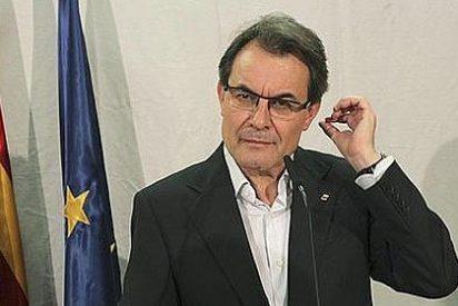 """Mas hace suyo el discurso de ERC: """"Si la gente vota libertad, Cataluña será libre"""""""