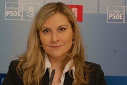 La portavoz de Cultura del PSOE de La Rioja escribe un tuit repleto de faltas de ortografía