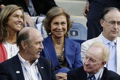 Twitter 'arde' con la entrada de 1.000 euros de la ministra Ana Mato en el Nadal-Djokovic