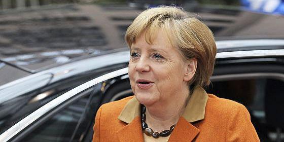 Merkel se inclina por formar una gran coalición con los socialdemócratas