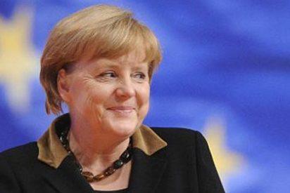 Los alemanes respaldan las políticas de austeridad de Angela Merkel