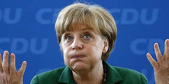Merkel seguirá apretando las tuercas a los países europeos en apuros mal que pese
