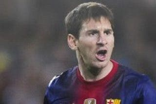 ¿Le echó una bronca Leo Messi a Neymar por no pasarle el balón?