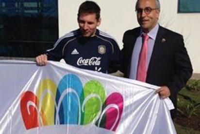 Messi rectifica y muestra su apoyo a la candidatura de Madrid 2020