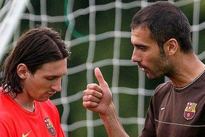 """El SMS de Messi para chantajear a Guardiola: """"Veo que no soy importante, así que..."""""""