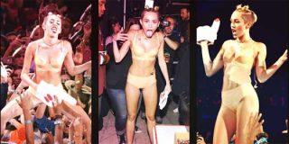 """Miley Cyrus reconoce que se pasó con su 'bailecito sexual': """"Es que casi no duermo"""""""