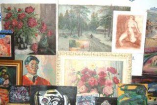 Vendían en un 'compro oro' de Palma cuadros falsos de Picasso y Miró al más pintado