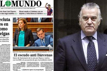 Pedrojota sacude a Rajoy por escudarse en Soraya para no dar la cara por el 'caso Bárcenas'