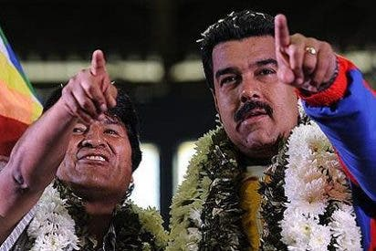 Evo y Maduro se suman a la vigilia por la paz en Siria convocada por el Papa