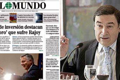 La plantilla de 'El Mundo' se resigna y consiente 400 despidos en 2014 entre los 1.464 trabajadores de Unidad Editorial