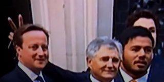[Vídeo] A Cameron le 'pone los cuernos' en público un atrevido jugador de Rugby