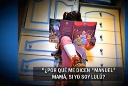 [Vídeo] Un niño de seis años consigue un 'cambio de sexo': ahora se hace llamar Lulú