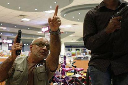El Ejército va cazando uno a uno a los terroristas en el centro comercial de Nairobi