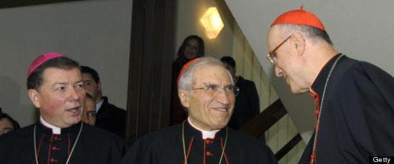 Los obispos defienden el agua