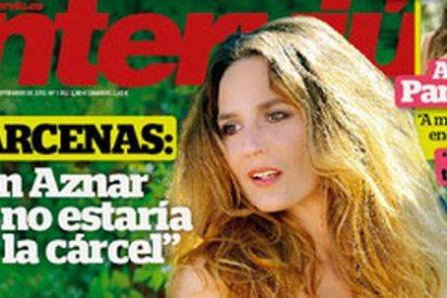 """Luisi, la primera tronista sénior que se desnuda en Interviú, demuestra que vale más que las jóvenes: """"Pipi Estrada me dejó muy contenta"""""""