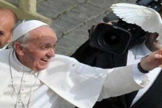 La corneta del Papa por la paz