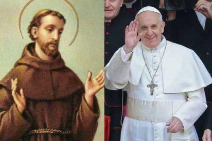 """Bergoglio comerá con los pobres en la cuna del """"poverello"""" de Asís"""