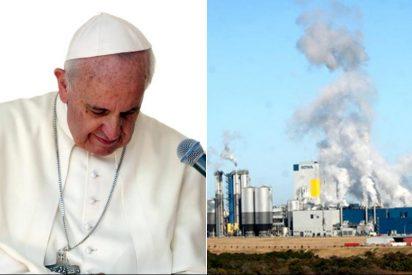 Ecologistas argentinos piden apoyo al papa