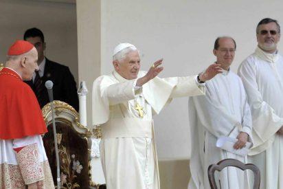 """Ratzinger: """"Cada uno en su vida quiere encontrar el puesto justo"""""""