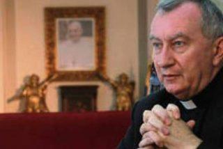 """Pietro Parolin: """"La Iglesia no es una democracia. Pero es bueno que haya un espíritu más democrático"""""""