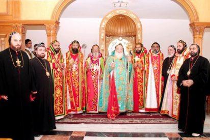 El Papa recibe al líder de los ortodoxos indios