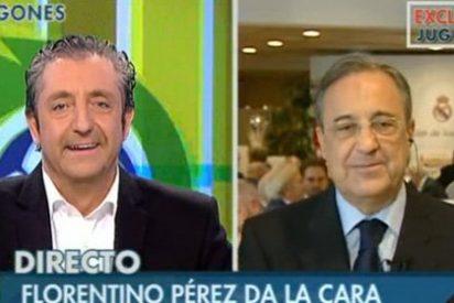 """Florentino contra el diario 'AS': """"Algún medio es muy agresivo con nosotros y miente"""""""