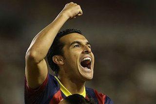 Mientras el 'Tata' busca esquema, Valdés y Pedrito sostienen al 'Gran' Barça