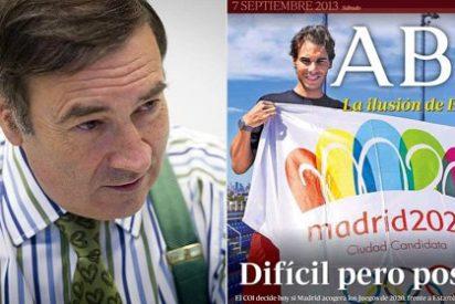 """Pedrojota defiende su portada atacando al ABC: """"El sábado aseguró que Madrid tenía un suelo de 35 votos"""""""