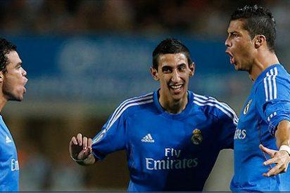 El Real Madrid gana al Elche con un gol de Cristiano Ronaldo en el minuto 96