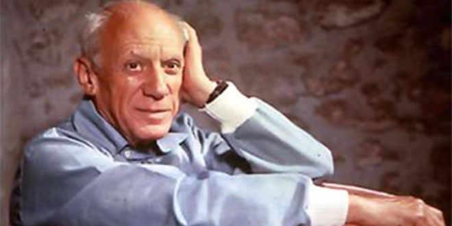 El grabado de Pablo Picasso 'Les deux saltimanques' se vende por 71.400 euros