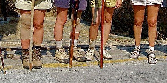 Camino de Santiago: ¿Bota o zapatilla como calzado peregrino?