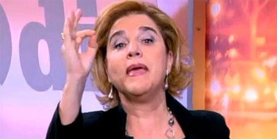 """Pilar Rahola: """"¡Es repugnante que el PSC y el PP se junten para espiar contra CiU! ¡Contra el hijo de un ex presidente! ¡Puaj!"""""""