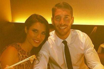 La 'noche triste' de Sergio Ramos con Pilar Rubio incendia Twitter