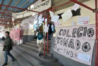 Cinco estudiantes confiesan estar detrás del destrozo de la iglesia de Buenos Aires