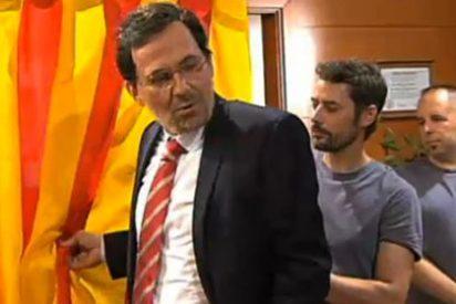 Polònia (TV3) retrata a un Rajoy acojonado por la cadena catalana