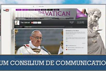 """El Papa invita a la Iglesia a entrar en """"las nuevas tecnologías y en las redes sociales"""""""