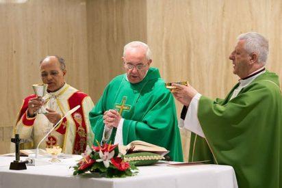 Papa: Vitalidad de la Iglesia no depende de documentos y reuniones