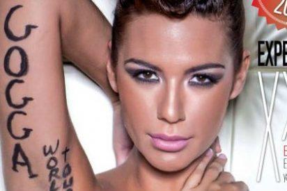Tamara Gorro ('MyHyV') demuestra por qué sigue siendo famosa: se desnuda (otra vez) en 'Primera Línea' y habla de sexo