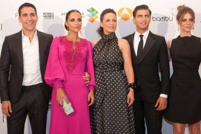 'Galerías Velvet': elenco de actores de auténtico lujo a bajo coste