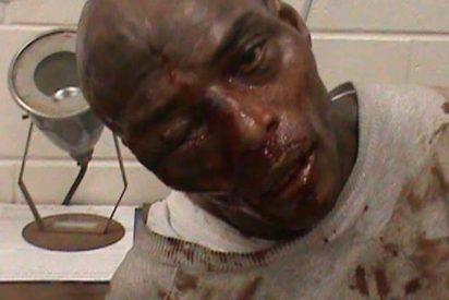 [Vídeo] Sale a la luz una brutal paliza a martillazos a dos presos en una cárcel