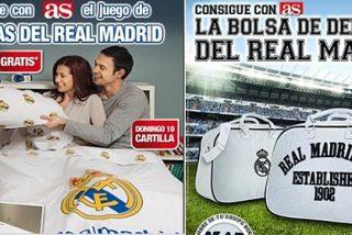 Florentino Pérez prohíbe al diario 'AS' lanzar promociones con la imagen del Real Madrid