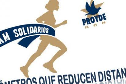 Corre por una buena causa: Madrid acoge el 22 de septiembre los '4 kilómetros Solidarios PROYDE'