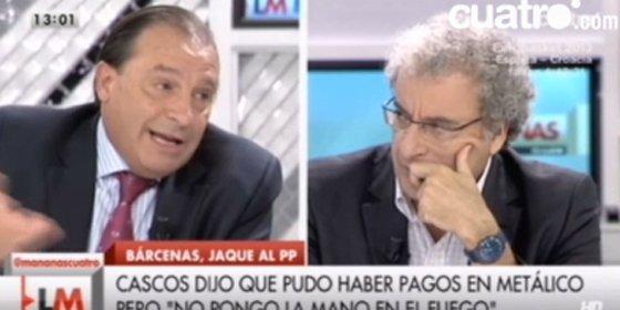 """Martínez Pujalte a Calleja: """"¿La indemnización de Páez? Como a ti cuando te despidieron de..."""""""